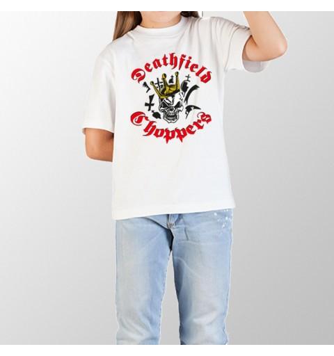 Kids-T-Shirt // Skull King...