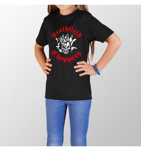 Kids-T-Shirt // Skull King